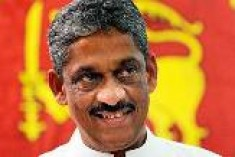 A day after Peiris and Hillary meet, Sri Lanka decides to release Sarath Fonseka