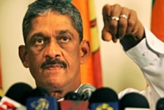 Sri Lanka: War Time Army Chief  Fonseka Blames HRW for Violating His Human Rights