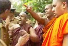 Fake video and lies: The strange case of Dambulla's Inamaluwe Sumangala thero