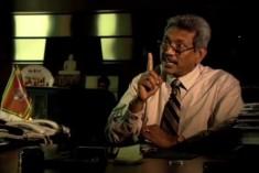 Gotabaya Rajapaksa on disappearances in Sri Lanka