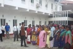 CHOGM 2013 /Sri Lanka: HR festival  participant arrested