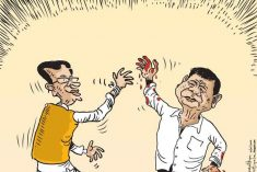 Sri Lanka president Sirisena attacks independence of  HRCSL and Constitutional Council; Ask HR organisations to stay away.