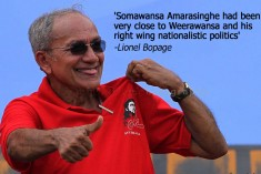 Somawansa Amarasinghe – Some Recollections from Our Political Journeys  B- Lionel Bopage