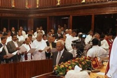 Rajapaksa Family Accounts For 56% of Expenditure:
