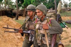 Sri Lanka appoints military to teach Sinhala in Vanni schools;TNA opposess military involvement in education