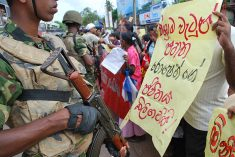"Shooting at FTZ workers in Sri Lanka: ""Police behaved like hooligans"""