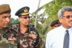 Army spokesman's attack on opposition MP  Mangala Samaraweera: The Army getting involved in politics