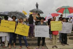 Sri Lanka:Protesting for democracy, in their own way