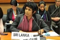 No More Diplomatic Appointments – Tamara Kunanayakam
