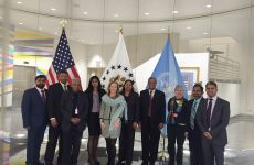 TNA & GTF visit the US  to brief the officials and governments on Sri Lanka situation