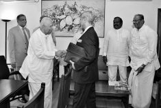 TNA apprises Indian Foreign Secretary of slow progress of reconciliation in Sri Lanka
