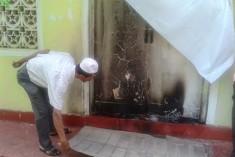 Sri Lanka: Rathmalana Mosque attacked  .