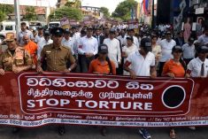 Urgently deliver on number of HR reforms listed in GSP+ regulation, European Union tells Sri Lanka