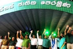 Sri Lanka Election, Survey by  TK Research : UNP 106; UPFA 91; JVP 14