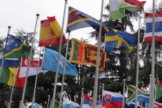 """The  """"Core Group on Sri Lanka"""" express profound disappointment over Sri Lanka's withdrawal from UN resolution"""
