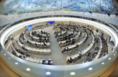 HRC 34: Resolution on Sri Lanka, sponsored by 13 countries,  submitted