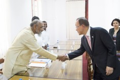 Sri Lanka: Memorandum by North East Coordinating Committee to UNSG