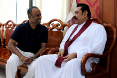 1 Billion LKR  remittted to Rajapaksa's cousin, Ambassador  Udayanga's account