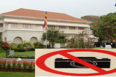Indian held for taking photos near Sri Lankan PM's residence