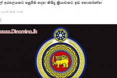 Sri Lanka: President orders IGP to probe 'fake' news