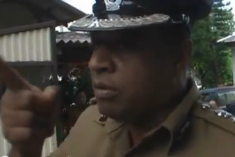 Sri Lanka: Cops warn journalist outside Court not o video Gotabhaya