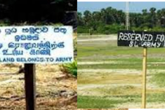 Sri Lankan Forces release 700 Acres more in North
