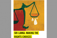 Amnesty  Provides Ten Principals For Effective Justice, Truth & Reparation Mechanisms in Sri Lanka