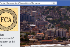 FCA, Sri Lanka expresses its concerns on campaign of intimidation directed against foreign journalists