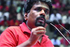 Sri lanka: JVP leader urges President to reconvene Parliament