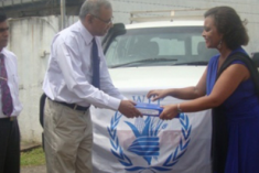 Sri Lanka Probes UN Agency Over Tsunami SUV Gifts to Former First Lady's NGO