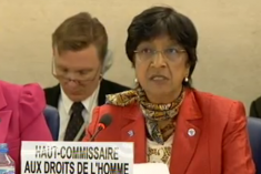 Commissions of Inquiry have highlighted massive violations which demand  engagement by the Security Council and ICC – Navi Pillay
