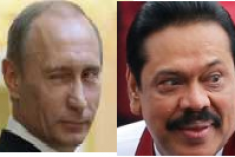 Sri Lanka may have to face same punitive action by the West  as imposed on Russia