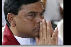 Basil Rajapaksa Indicted on Multiple Criminal Charges