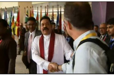 CHOGM 2013/Sri Lanka : Investigations into journalist approaching President