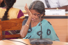 Report: Presidential Commission of Inquiry into Disappearances: Public hearing in Jaffna, 14-17 Feb 2014