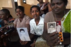 Sri Lanka: Arrest of female HRD Jayakumari and her 13 year old daughter