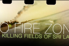 Sri Lankan Government try to ban No Fire Zone in Nepal