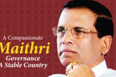 A Policy Framework will be Created to Address Critical National Issues – Maithri Manifesto