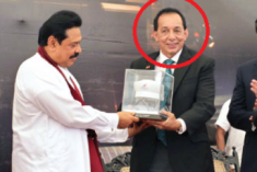 Rajapaksa's Brother-in-Law Missing From Home For Three Years, Commission Told