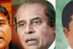 Sri Lanka's Three 'Vice' Men?