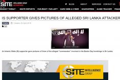 India warns of second wave of terror attacks targetting Sri Lanka