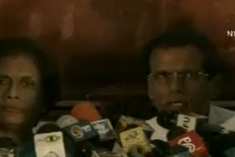 Maithripala Common Opposition Candidate, Wows to Abolish Executive Presidency Within 100 Days