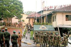 Sri Lanka: Welikada shooting incident unfolding in court