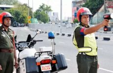 Sri Lanka: Military Policemen Deployed To Assist City Traffic Police