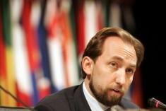 U.N. Rights Commissioner  Calls Trump 'Dangerous'