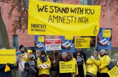 Bank Accounts frozen; Amnesty International India halts its human rights in India due to reprisal from Government of India