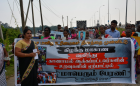"""""""We have lost all hope. There is no political will to trace the forcibly disappeared in Sri Lanka"""" –  letter to Zeid from families of the disappeared"""