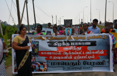 """We have lost all hope. There is no political will to trace the forcibly disappeared in Sri Lanka"" –  letter to Zeid from families of the disappeared"