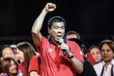 Duterte, Who Promised to KiIl All criminals,  Wins Philippine Presidential Election