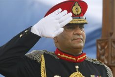 South America rights groups file war crimes suits against former Sri Lanka army general